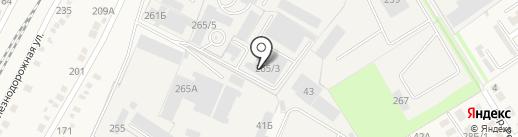ТПС-Сервис на карте Динской