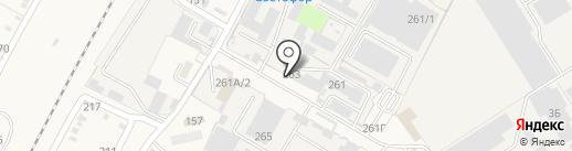 Профкомплект на карте Динской