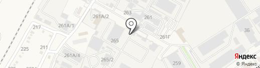 Столовая на карте Динской