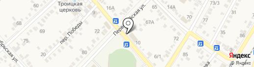 Монтажник на карте Динской