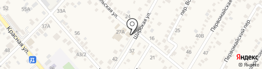 Рембытмаш на карте Динской