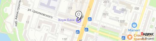 Смешные цены на карте Воронежа