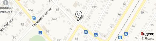 Агрокомплекс на карте Динской