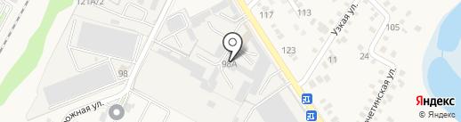 Хозтоварищ на карте Динской