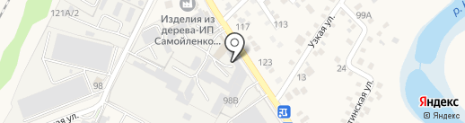 МеталлСам на карте Динской