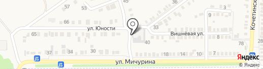Masterlux на карте Динской