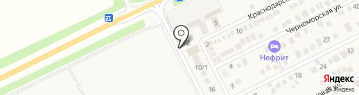 Торгово-монтажная фирма на карте Ленины