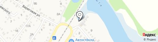 Шинный центр на карте Динской