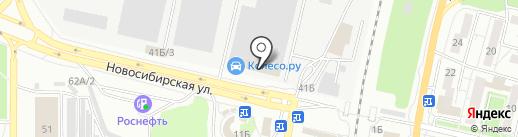 SA.ru на карте Воронежа