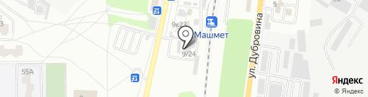 БЕНЗО ЭЛЕКТРО ЗАПЧАСТЬ ВОРОНЕЖ на карте Воронежа