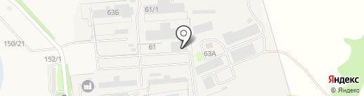 Динск-Мебель на карте Динской