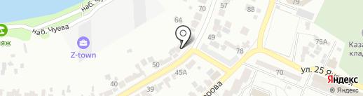 ДЕЗАГРО на карте Воронежа