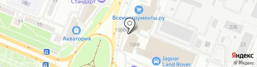 Е1 на карте Воронежа