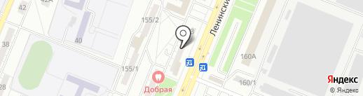 Pay. Travel на карте Воронежа