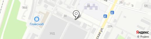 Твоя улыбка на карте Воронежа