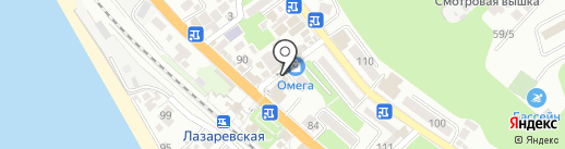 Интим-магазин на карте Сочи