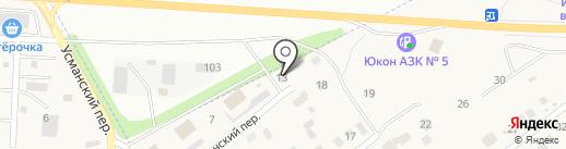 ОРБИТА на карте Отрадного