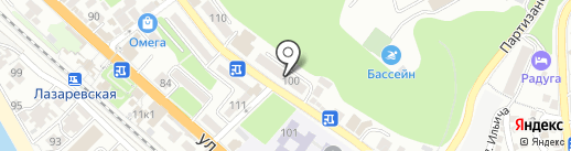 TiZetta на карте Сочи
