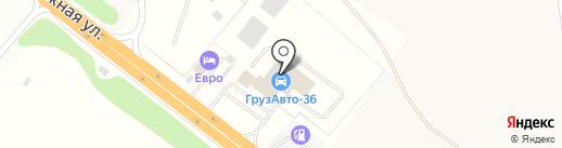 Строительные Машины на карте Отрадного