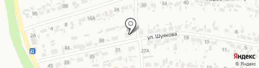 ССП на карте Отрадного