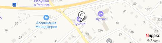 Банкомат, Банк ФК Открытие, ПАО на карте Отрадного