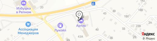Стройгвардия на карте Отрадного
