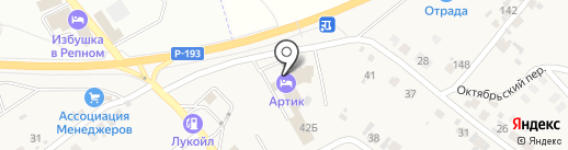 TOnabor.ru на карте Отрадного
