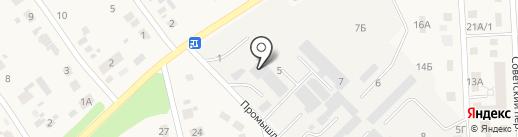 СРТП Гидропривод на карте Отрадного