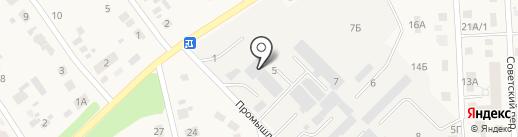 Спецтехремонт на карте Отрадного