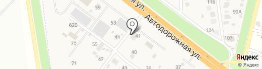 4Точки на карте Нечаевки