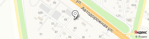 Yokohama на карте Нечаевки