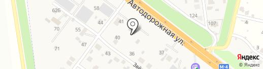 Агро-36 на карте Нечаевки