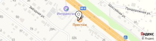 Престиж на карте Нечаевки