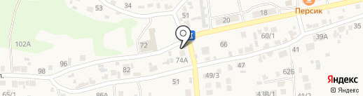 Qiwi на карте Бабяково
