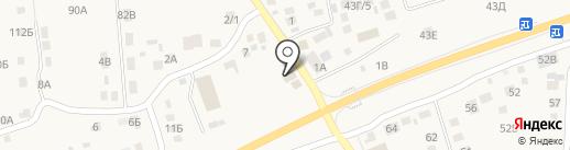 Шиномонтажная мастерская на карте Бабяково