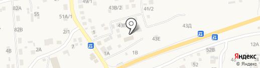 Строймаг на карте Бабяково
