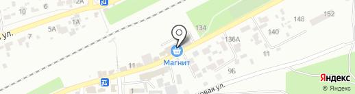 Сбербанк, ПАО на карте Воронежа