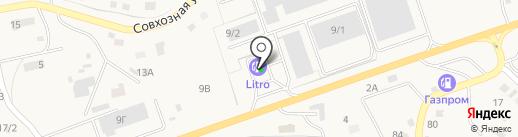 АЗС на карте Бабяково