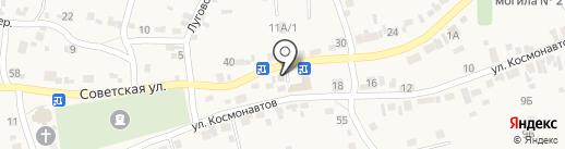 Продуктовый магазин на карте Бабяково