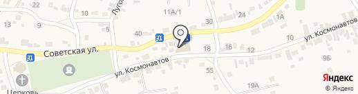 Участковый пункт полиции на карте Бабяково