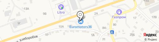 Автокомплекс на карте Бабяково