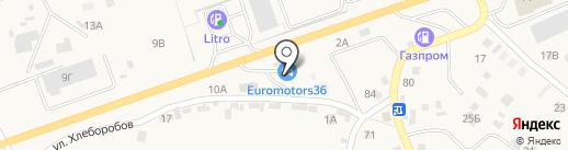 Автомагазин на карте Бабяково