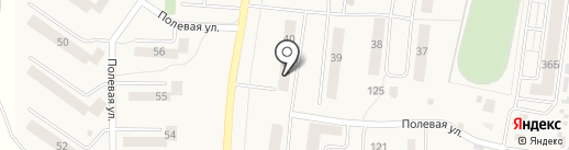 Только ты на карте Новой Усмани
