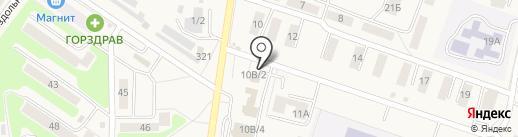 Банкомат, Сбербанк, ПАО на карте Новой Усмани