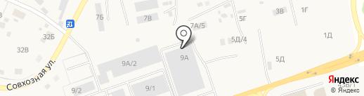 БелАгро на карте Бабяково