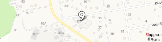 Большая Мойка на карте Бабяково