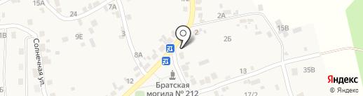 Почтовое отделение на карте Бабяково