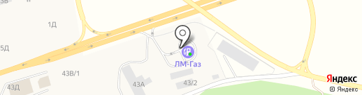 АГЗС на карте Бабяково