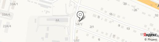 Фарш на карте Новой Усмани