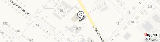 Cyberplat на карте Новой Усмани